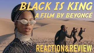 Beyoncé New Visual Album Reaction & Review - Black is King