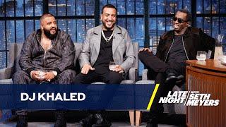 DJ Khaled Explains