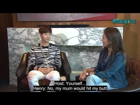 [ENG SUB] 140903 TVB 東張西望 Henry Interview