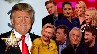 The Funniest Donald Trump Stories On The Graham Norton Show   Part One