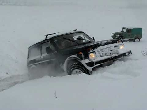 Снежный плен!.mpg