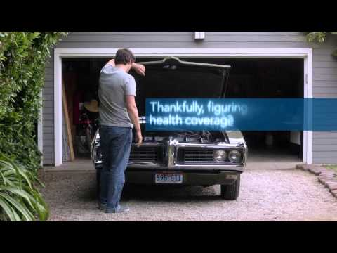 """Figuring Things Out"" TV Spot Created for Blue Cross Blue Shield of Michigan"