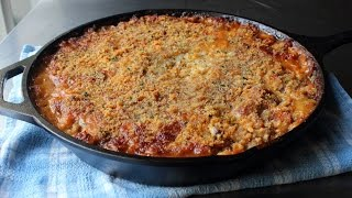 Cassoulet - French White Bean & Meat Gratin - Cassoulet de Toulouse Recipe