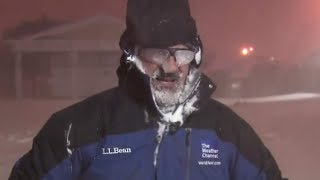 Weathermen Who Lost It On Live TV