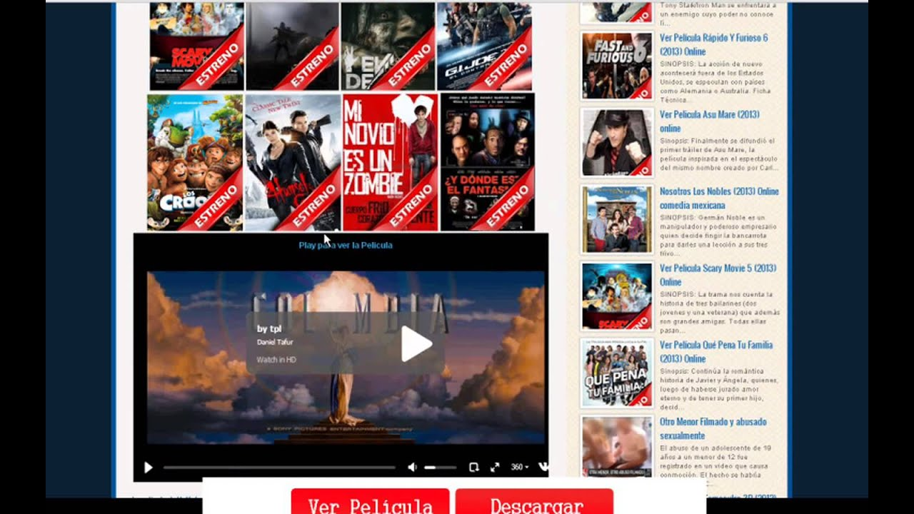ver online pelicula gratis en espanol life the pi