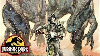 The Escape From Isla Nublar - Dangerous Games - Jurassic Park Comics - Part 5