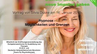 Hypnose - Möglichkeiten und Grenzen