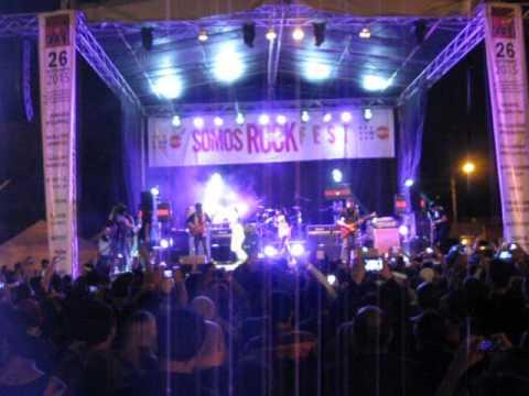 Diablos Negros - Quien sos. Somos Rock Fest 2015.