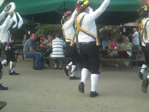 More Morris Dancing