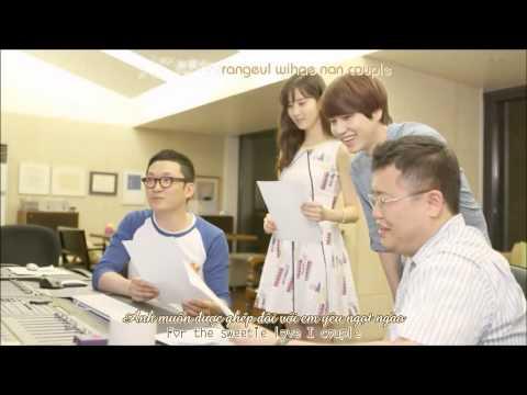 [HD][Vietsub + Engsub + Kara] Kyuhyun & Seohyun - T'Ple Couple Song