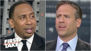 Stephen A. on Saquon Barkley news: 'You weren't going to win anyway, Max. I'm sorry to rub it in'