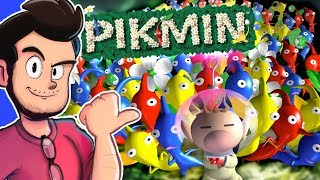 Pikmin | Interplanetary Plants - AntDude