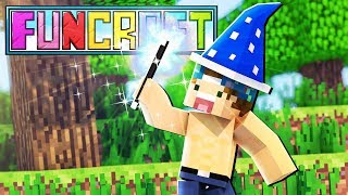 LEARNING HOW TO USE MAGIC! | FunCraft #10