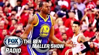 Ben Maller -  It's No Surprise The Warriors Beat The Raptors