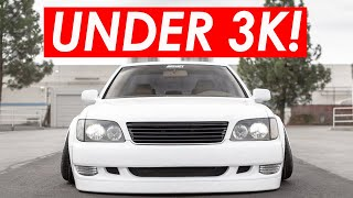 7 Best Cheap Cars To Daily Drive
