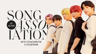TOMORROW X TOGETHER Sings BTS, Bruno Mars, and