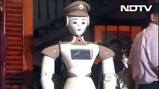 Kerala police has a new recruit: A robot..