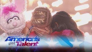 Darci Lynne Wins America's Got Talent Season 12 - America's Got Talent 2017