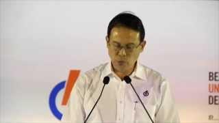 Speech by Dr Teo Ho Pin (Bukit Panjang SMC)