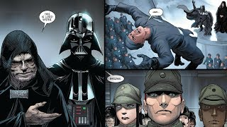 How the Empire Reacted to Darth Vader's First Appearance - Star Wars Explained