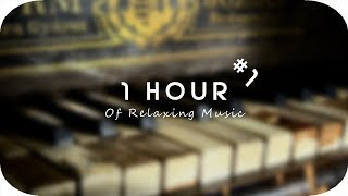 1 HOUR⌛ of Romantic Relaxing Saxophone Music  Music for Stress Relief, Study #1