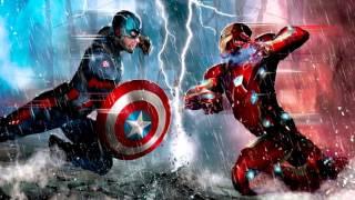 "Dean Valentine - Sharks Don't Sleep (""Captain America: Civil War"" Trailer Music)"