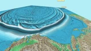 Nuuanu (Hawaii) Mega Tsunami.mov