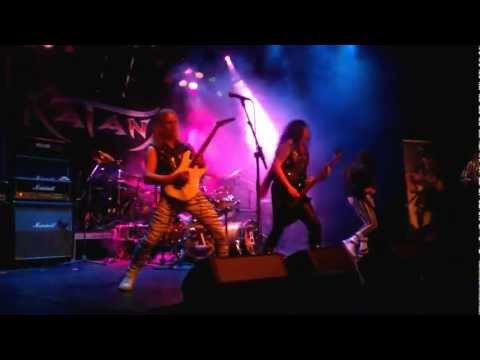Katana - Livin' Without Fear (Live at Sparbankshallen in Varberg, Sweden 2012-03-31)