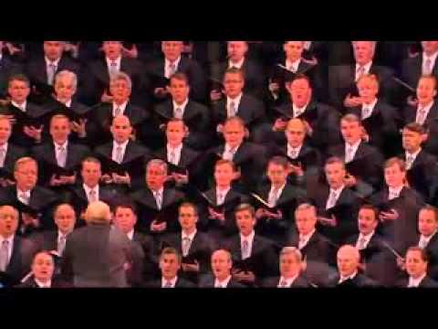 Coro del Tabernaculo Mormon - Oh Mi Padre