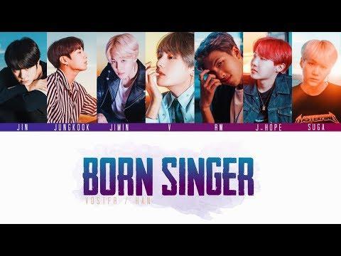 BTS - BORN SINGER (VOSTFR/HAN)