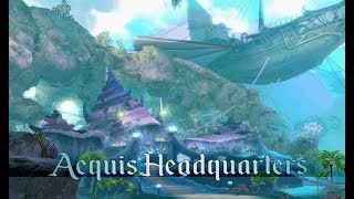 Aion - Cygnea: Aequis Headquarters (1 Hour of Music)
