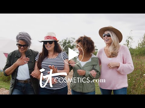 IT Cosmetics launches global campaign, Go For IT, to ignite conversation and communities to help women feel confident everyday