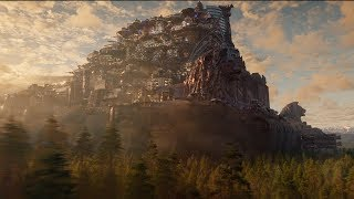 Mortal Engines - Moving Cities F HD