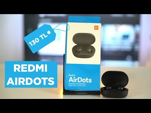 video Xiaomi Redmi Airdots Tws Bluetooth 5.0 Kulaklık