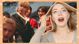 Musical Actress reacts to STRAY KIDS Back Door MV Reaction   VERA