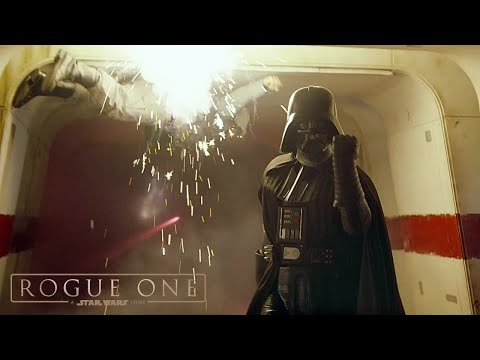 Star Wars Rogue One Darth Vader Scenes Explained