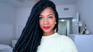 How I Installed My Faux Locs + Where I Bought Them