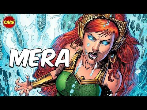 Who is DC Comics' Mera? Queen of Atlantis - Apex Hydrokinetic