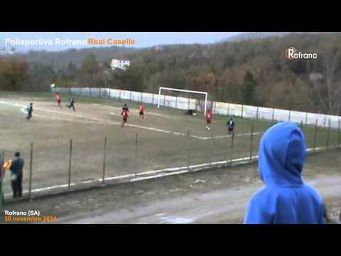 Polisportiva Rofrano Real Caselle 9-1