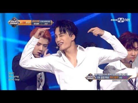 EXO (엑소) - Ko Ko Bop (코코밥) Stage Mix