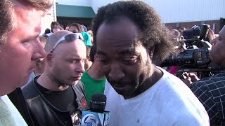 """Charles Ramsey original """"Dead Giveaway"""" interview in HD"""