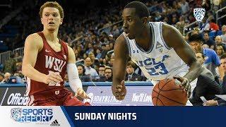 Highlights: UCLA men's basketball defeats Washington State behind Aaron Holiday's 33 points