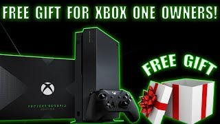 Microsoft Is Giving Xbox One Owners A Free Gift Right Now! This Is Incredible!