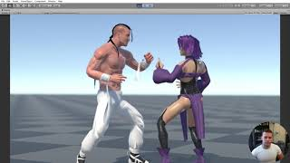 So...I'm making a Fighting Game