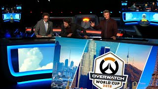 Overwatch World Cup 2018 - Meilleurs Moment FR - [EPIC]