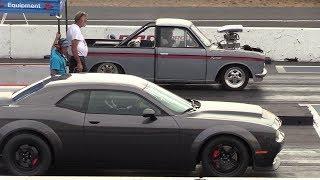 Built vs bought - drag racing