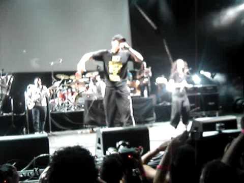 Calle 13 - Digo Lo Que Pienso - Prospect Park, Brooklyn - NY 2012