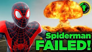 Game Theory: Spiderman DESTROYED New York! (Spider-Man: Miles Morales)