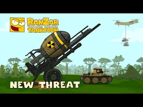Tanktoon - nové ohrozenie