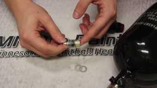 Баллон Ninja SL 68/4500 + Регулятор PRO V2